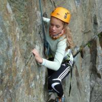 klättra